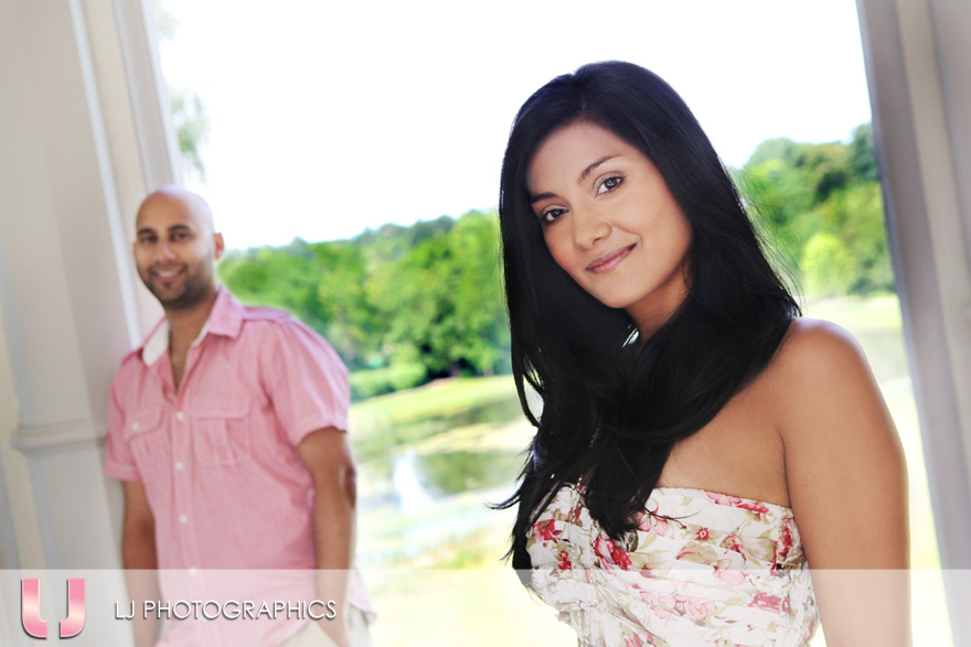 Pre Wedding Photography at Painshill Park