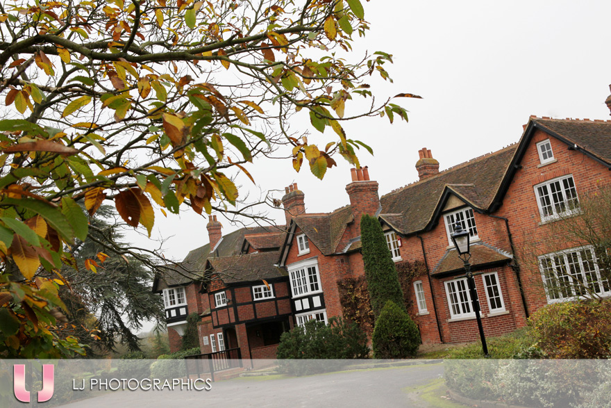 Shinfield Grange Wedding Venue