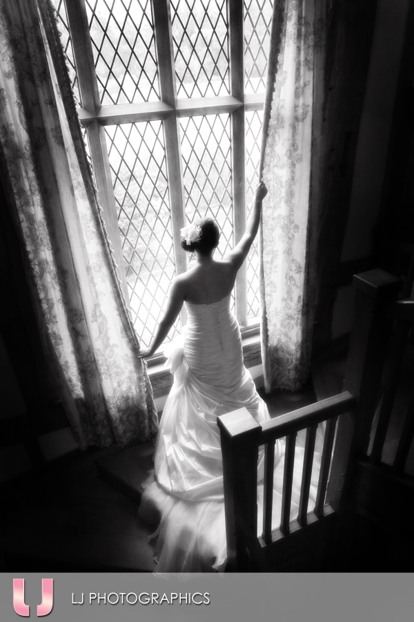 Bride at Cain Manor