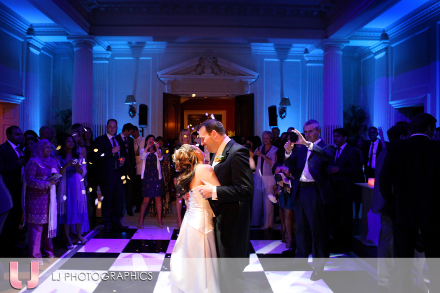 First Dance at Hedsor House