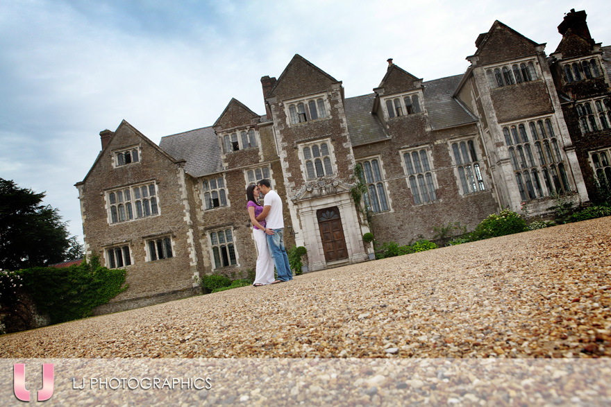 Loseley Park Pre-Wedding Photography