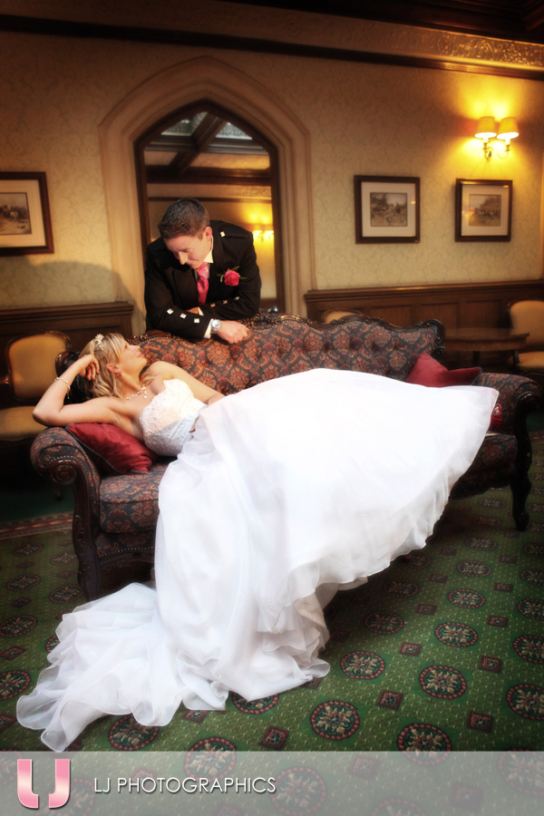 Wedding Photography Oakley Court