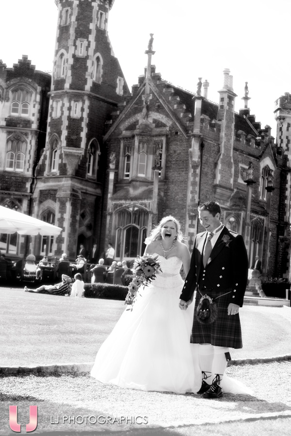 Oakley Court Wedding