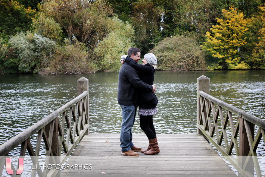 Pre Wedding Photography at Oakley Court Hotel