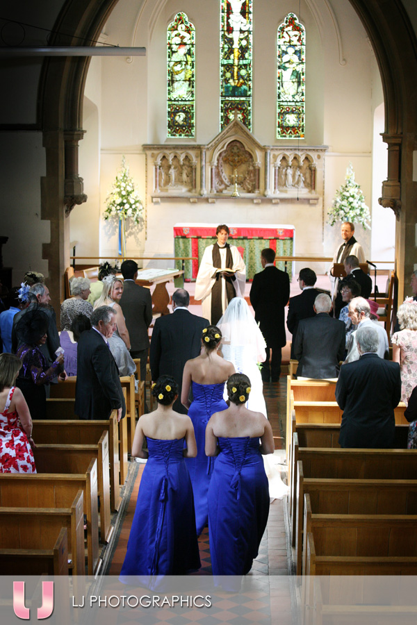 Wedding Photographers in Farnborough