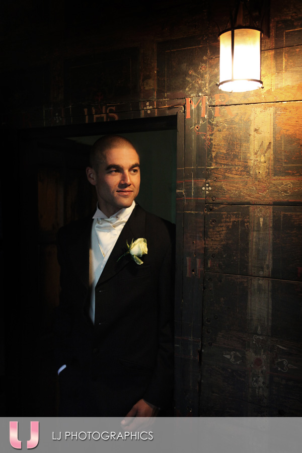 Groom at Ufton Court